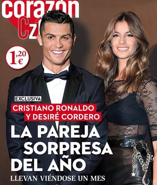 Hoa hậu hoàn vũ Tây Ban Nha dọn về ở chung nhà với Ronaldo? - Ảnh 1.