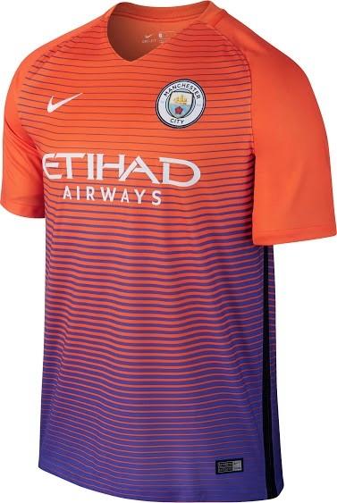 Lo dien mau ao dau thu ba cua Manchester City hinh anh 2