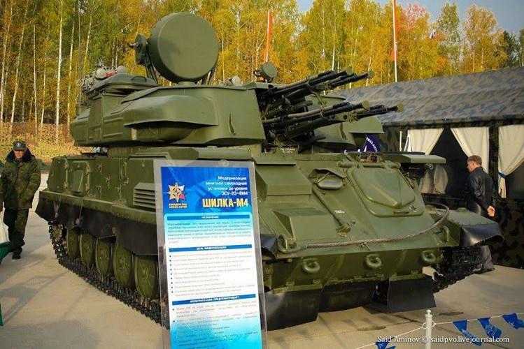 Nga tung giai phap nang cap phao ZSU-23-4 Viet Nam-Hinh-6