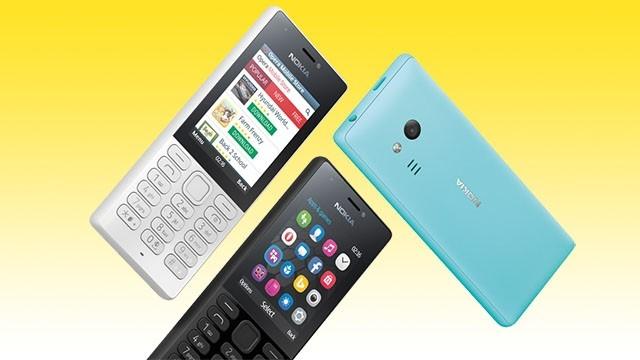 Nokia 216 gia 29 USD sap ve Viet Nam hinh anh 1