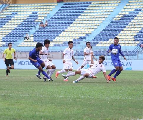 U.19 Thái Lan hòa nhẹ nhàng ở trận thủ tục - ảnh 1