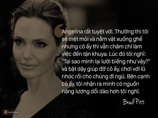 Trước khi ly hôn, Angelina Jolie từng nói về Brad Pitt: Chúng tôi như thể một cặp sinh ra là dành cho nhau - Ảnh 3.