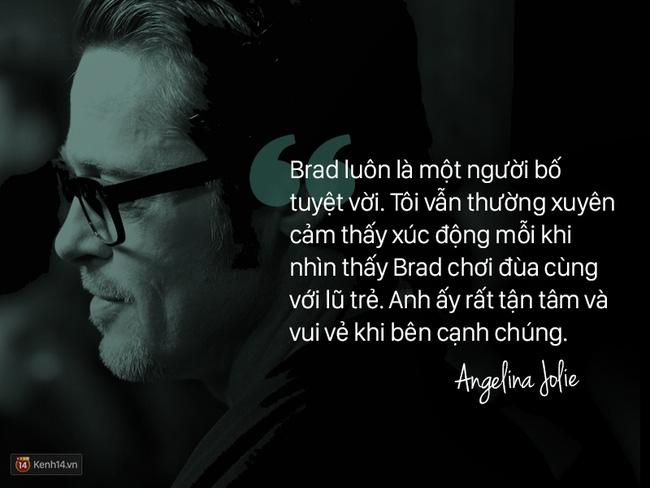 Trước khi ly hôn, Angelina Jolie từng nói về Brad Pitt: Chúng tôi như thể một cặp sinh ra là dành cho nhau - Ảnh 8.