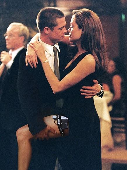 Angelina Jolie - Brad Pitt: 12 nam thien tinh su Hollywood hinh anh 2
