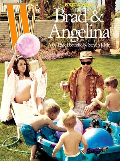 Angelina Jolie - Brad Pitt: 12 nam thien tinh su Hollywood hinh anh 3
