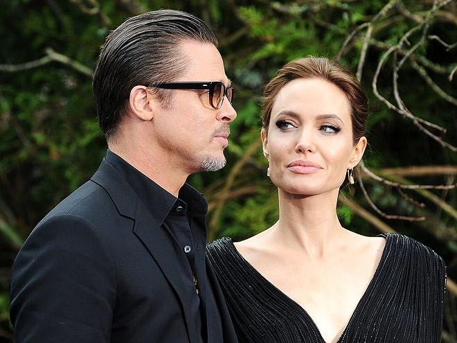 Angelina Jolie, Brad Pitt se chia 400 trieu USD nhu the nao? hinh anh 1
