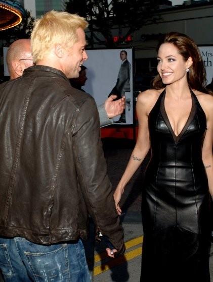 Brad Pitt - Angelina Jolie: Bieu tuong thoi trang Hollywood hinh anh 3
