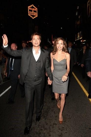 Brad Pitt - Angelina Jolie: Bieu tuong thoi trang Hollywood hinh anh 6