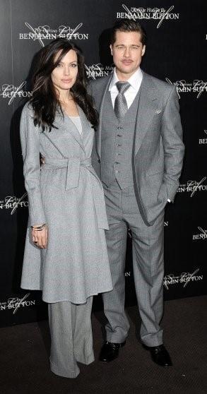 Brad Pitt - Angelina Jolie: Bieu tuong thoi trang Hollywood hinh anh 8