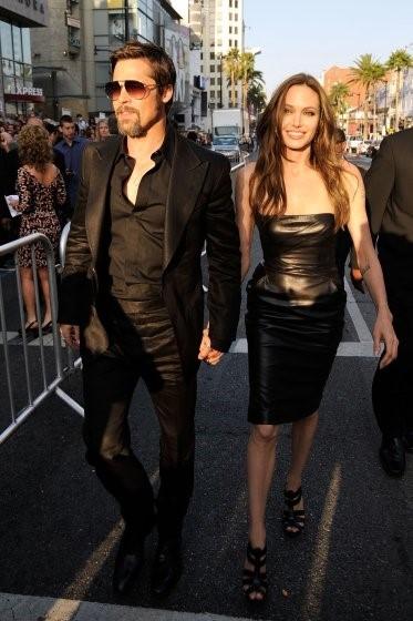 Brad Pitt - Angelina Jolie: Bieu tuong thoi trang Hollywood hinh anh 9