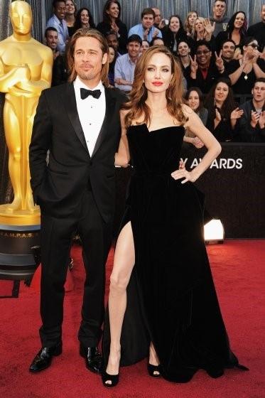 Brad Pitt - Angelina Jolie: Bieu tuong thoi trang Hollywood hinh anh 10