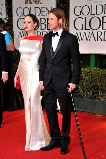 Brad Pitt - Angelina Jolie: Bieu tuong thoi trang Hollywood hinh anh 11