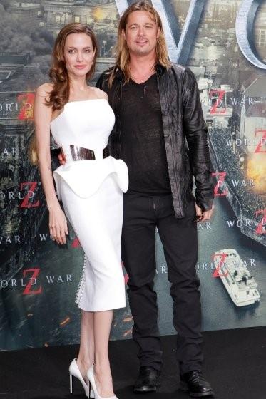 Brad Pitt - Angelina Jolie: Bieu tuong thoi trang Hollywood hinh anh 12