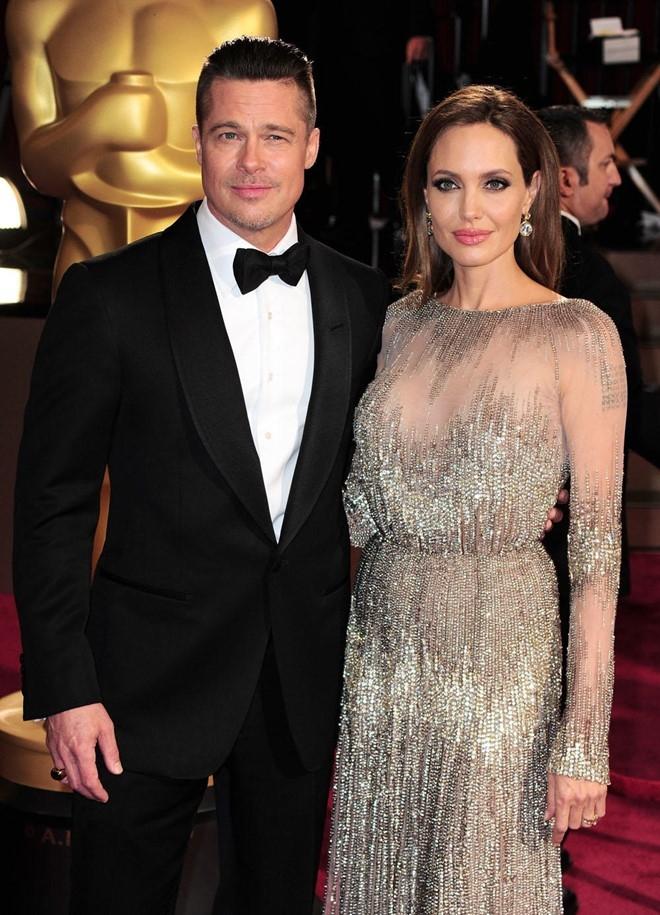 Brad Pitt - Angelina Jolie: Bieu tuong thoi trang Hollywood hinh anh 14
