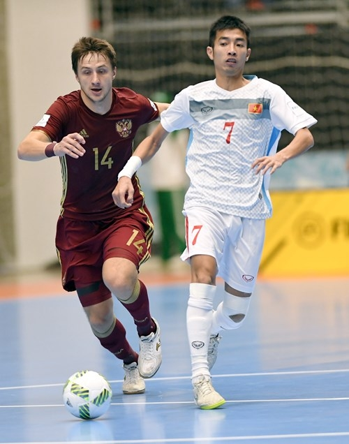 FIFA chúc mừng futsal Việt Nam sắp trở về quê hương như những người hùng - ảnh 2