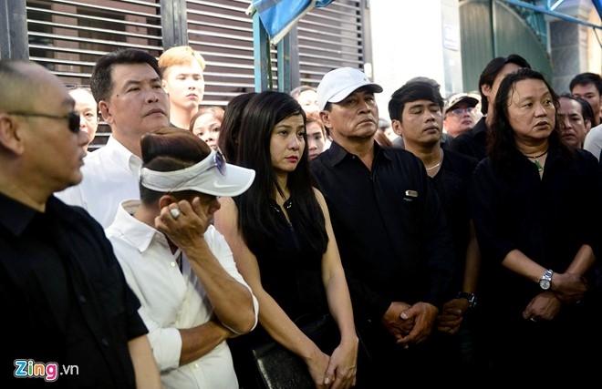 Nghe si Viet den som dua tien Minh Thuan hinh anh 5