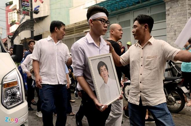 Nghe si Viet den som dua tien Minh Thuan hinh anh 8