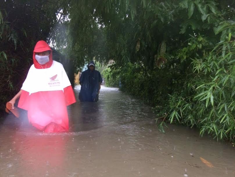 Huế, ngập lụt
