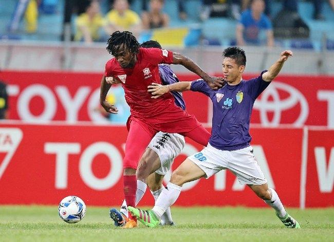V.League 2016, bóng đá Việt nam, Hà Nội T&T vô địch, trọng tài việt nam,