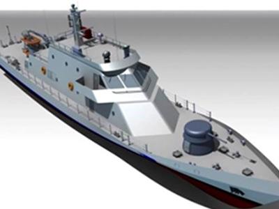Đây là tàu tuần tra Ấn Độ đóng cho Việt Nam?