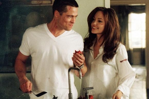 ngelina Jolie - Brad Pitt chia tay 8