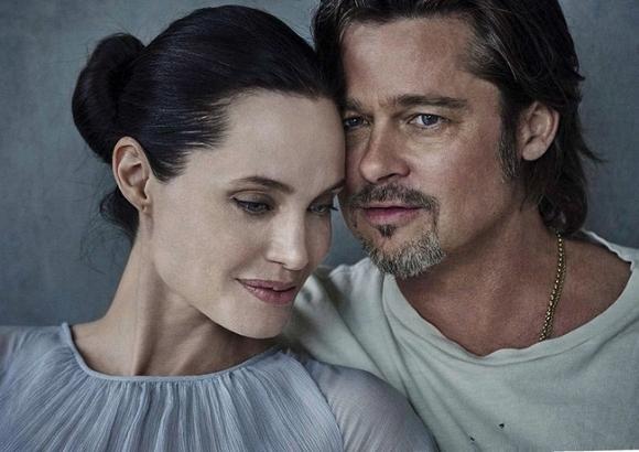 ngelina Jolie - Brad Pitt chia tay 3