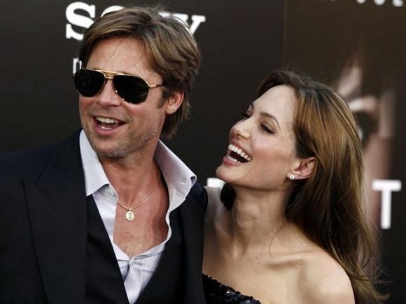 ngelina Jolie - Brad Pitt chia tay 2