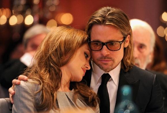 ngelina Jolie - Brad Pitt chia tay 6