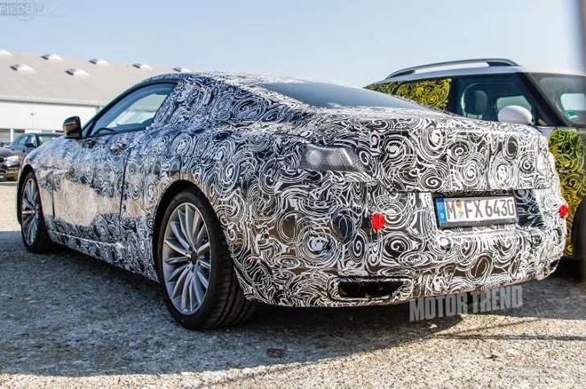 BMW 8-series lan dau lo dien hinh anh 3