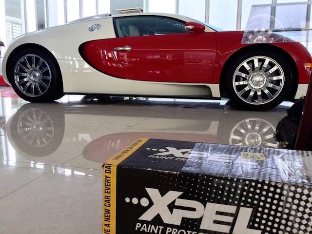"""Chuyên gia Nhật """"tút"""" lại Bugatti Veyron của Minh """"nhựa"""" trước khi bán - ảnh 4"""