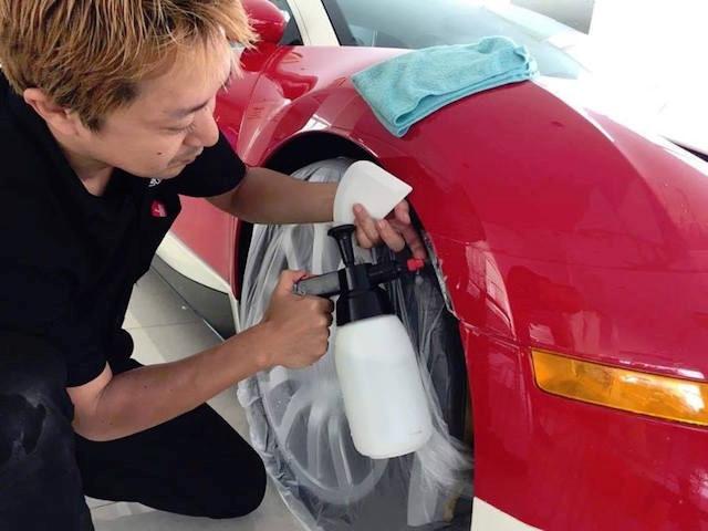"""Chuyên gia Nhật """"tút"""" lại Bugatti Veyron của Minh """"nhựa"""" trước khi bán - ảnh 5"""
