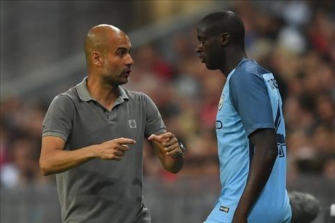 Man City cho phep Yaya Toure thoai mai ra di hinh anh
