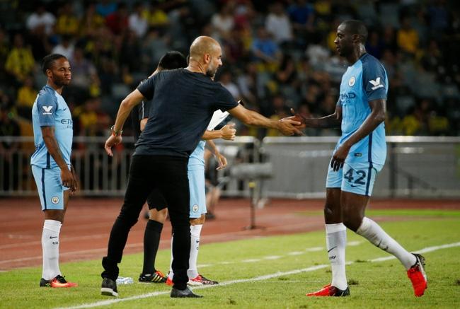 Pep Guardiola từng gọi Man City là đống phân - Ảnh 3.