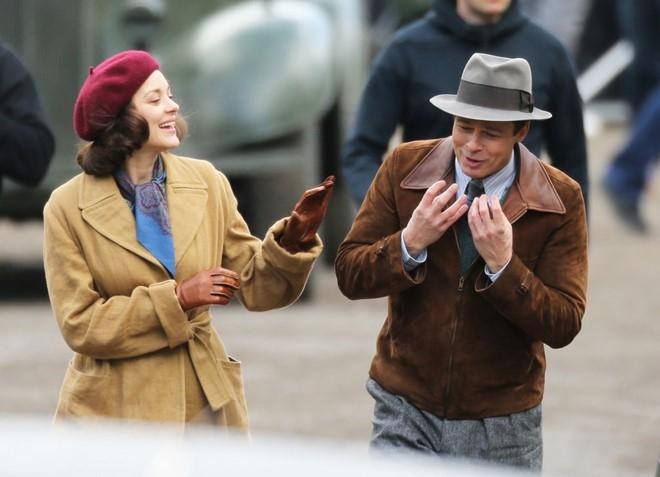 Phim cua Brad Pitt va 'tinh moi' giong Mr. & Mrs. Smith hinh anh 6
