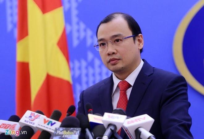 Viet Nam phan doi Dai Loan xay dung tren dao Ba Binh hinh anh 1