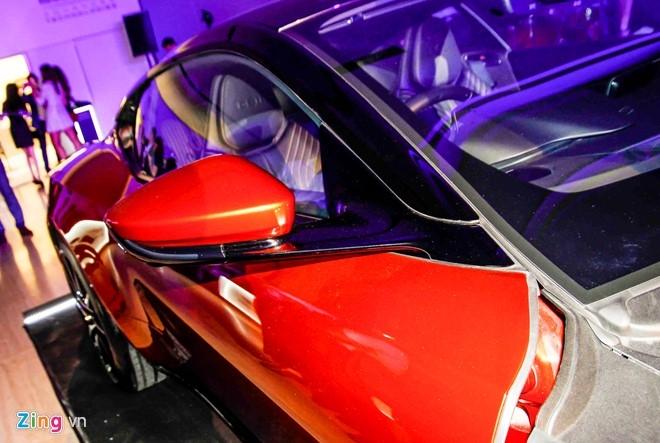 Aston Martin DB11 ra mat gioi dai gia Dong Nam A hinh anh 6