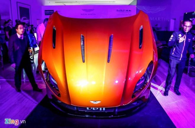 Aston Martin DB11 ra mat gioi dai gia Dong Nam A hinh anh 7