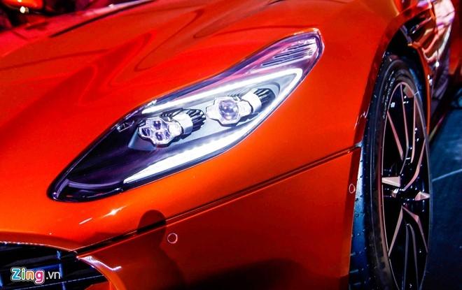 Aston Martin DB11 ra mat gioi dai gia Dong Nam A hinh anh 9