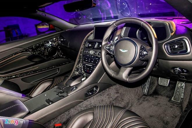 Aston Martin DB11 ra mat gioi dai gia Dong Nam A hinh anh 10