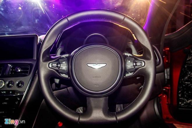 Aston Martin DB11 ra mat gioi dai gia Dong Nam A hinh anh 11