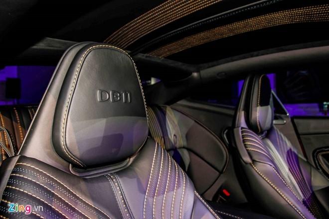 Aston Martin DB11 ra mat gioi dai gia Dong Nam A hinh anh 13