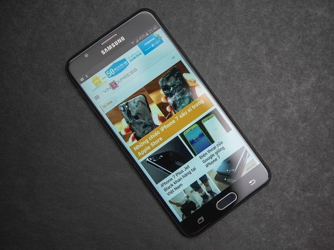 Galaxy J7 Prime về Việt Nam, giá 6,3 triệu đồng
