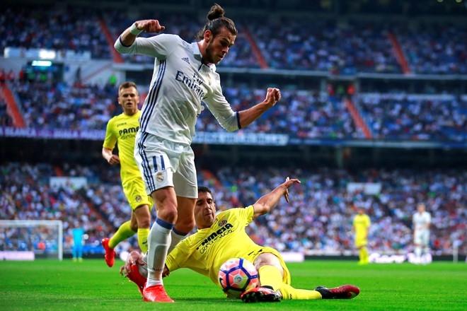 Chan Real, Bale mang tin mung cho MU hinh anh 1
