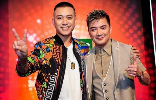 Dam Vinh Hung moi Tuan Hung, Isaac tham gia live show hinh anh 1