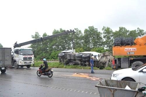 Danh tinh lai xe bien xanh tong chet nguoi o Quang Ninh