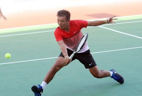 Hoàng Nam, Hoàng Thiên lần đầu vô địch đôi nam quần vợt nhà nghề - ảnh 1