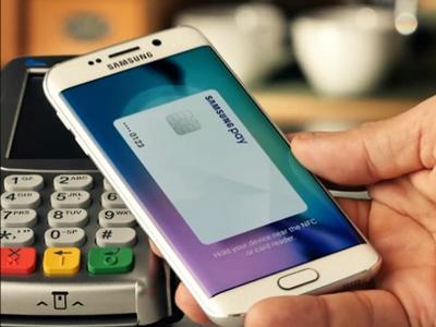 Samsung Pay đã cập nhật đồng bộ lưu trữ đám mây, hỗ trợ máy quét mống mắt