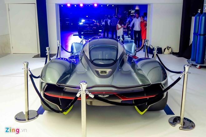 Chi tiet Aston Martin 3,2 trieu USD moi ra mat tai Singapore hinh anh 6