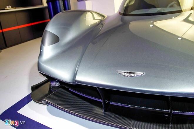 Chi tiet Aston Martin 3,2 trieu USD moi ra mat tai Singapore hinh anh 7