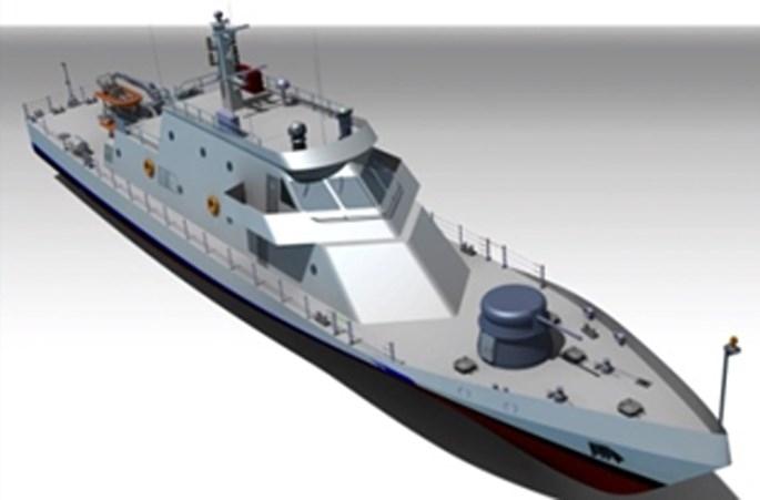 Hãng Ấn Độ đạt hợp đồng 100 triệu USD đóng tàu cho Cảnh sát biển Việt Nam - ảnh 2